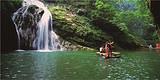 ◆金丝峡丹江漂流(国家AAA级旅游景区)