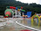 ◆安康宁陕筒车湾休闲风景区(国家4A级旅游