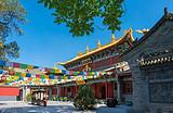 ◆西安广仁寺(藏传重点寺院,AAA级旅游景区