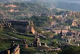 ◆陕西渭南澄城尧头窑文化旅游生态园区(4A级景区)