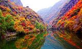◆西安金龙峡风景区(AAAA级股票开户类型选什么景区)
