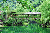 ◆商洛市金絲峽景區(國家AAAAA級旅游景區)
