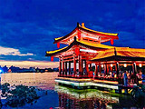 ◆西安大秦温泉景区(AAA级旅游景区)