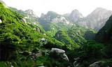 ◆西安玉山蓝河风景区(AA级旅游景区)