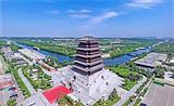 ◆西安汉城湖景区(AAAA级旅游景区)