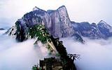 ◆陕西渭南华山风景名胜区(国家5A级旅游景