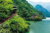 ◆汉中石门栈道风景区(国家AAAA级旅游景区