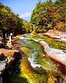 ◆陕西青峰峡国家森林公园(国家AAAA级旅游