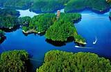 ◆汉中南湖风景区(国家AAA级旅游景区)