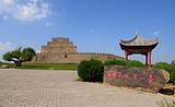 ◆榆林镇北台(国家AAA级旅游景区)