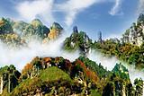 ◆汉中宁强草川子风景区(国家AAA级旅游景区)