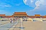 中秋特惠 北京天安门广场+故宫+八达岭长城+鸟巢纯玩一日游