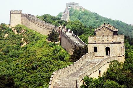 中秋特惠 北京八达岭长城+十三陵定陵地宫+鸟巢水立方一日游