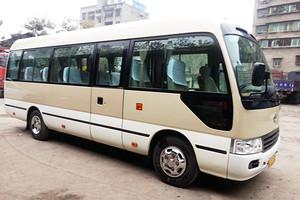 丰田考斯特 23座含司机 旅游包车会议包车公司用车