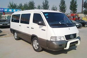 奔驰MB100 10座含司机 适用会议用车旅游包车