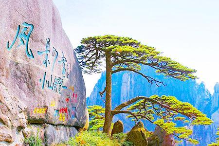 黄山二日游_住山下_杭州到黄山旅游黄山2日游两日游