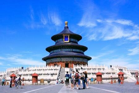 五一预售 北京4日3晚跟团游·品地道烤鸭·闻北京故事
