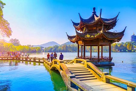 杭州一日游_赠送西湖游船、花港观鱼、宋城、黄龙洞