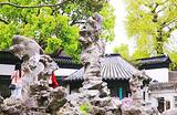 苏州一日游-狮子林线-高铁_狮子林、寒山寺、七里山塘