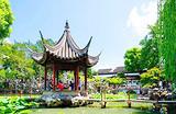 杭州上海苏州三日游-狮子林线_西湖游船、上海市区、苏州园林