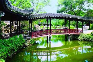 杭州苏州周庄三日游-拙政园线_西湖游船、苏州园林、周庄水乡
