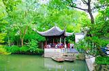 杭州上海苏州周庄无锡五日游-拙政园D线_华东5日休闲跟团游