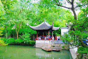 杭州上海苏州三日游-拙政园线_西湖游船、上海市区、苏州园林