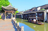 上海、杭州、苏州、无锡、周庄4晚5日游_行程推荐及价格