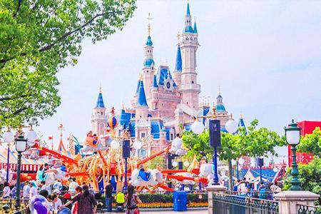 上海迪士尼一日游_畅玩上海迪士尼价格