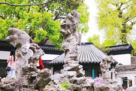 杭州上海苏州无锡四日游-狮子林C线_西湖、苏州园林、鼋头渚
