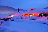 醉美中国雪乡经典两日游