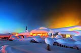 中国富士山,雪乡,哈尔滨滑雪五日游