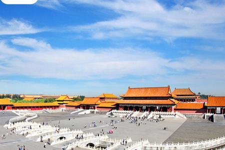 五星产品 北京5日4晚跟团游·住豪华酒店·VIP专车专导·