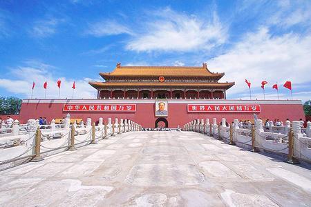 十月特惠 北京3日2晚跟团游·皇城礼誉·明星导游·满分出游