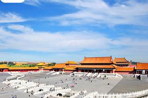 中秋特惠 英文团天安门广场+故宫+颐和园+天坛一日游
