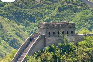 中秋特惠  北京八达岭长城+十三陵皇陵+鸟巢水立方精品一日游