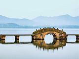 < 杭州出发 >【杭州、无锡两日游】:船游西湖、三潭印月……