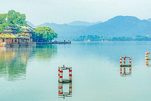 < 杭州出发 >【杭州、绍兴两日游】:船游西湖、雷峰塔、
