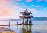 < 杭州出发 >【杭州、西塘、乌镇、苏州四日游】:西湖
