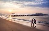 三亚旅游多日游-蜈支洲岛+玫瑰谷+亚龙湾沙滩+亚龙湾热带天堂