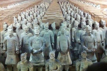 【西安四日游】兵马俑+华清宫+华山+壶口瀑布+黄帝陵+大明宫