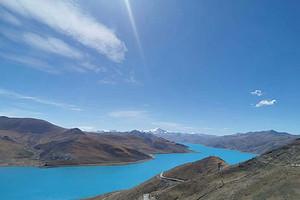 西藏 羊湖-羊卓雍措一日游