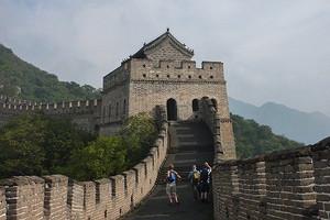 北京慕田峪长城一日游北京五环内上门接深度游打卡慕田峪长城