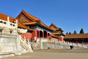 北京二日游 故宫 长城 颐和园 1晚2日跟团游 景点深度游
