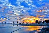 桂林往返_北海、银滩、老街二日游
