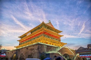 桂林到西安波浪谷、延安、壶口瀑布、兵马俑、华清宫双飞6天