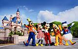 華東上海+西湖+烏鎮+迪士尼6天5晚親子游