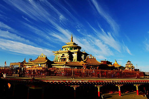 【和美色达】桂林到成都、色达、绰斯甲观音寺双动6日纯玩游