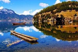 【愛上.瀘沽湖】桂林到昆明大理麗江瀘沽湖雙飛6日游