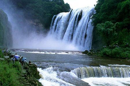 【漫游貴州】桂林到黃果樹、西江千戶苗寨、多彩貴州風4日游